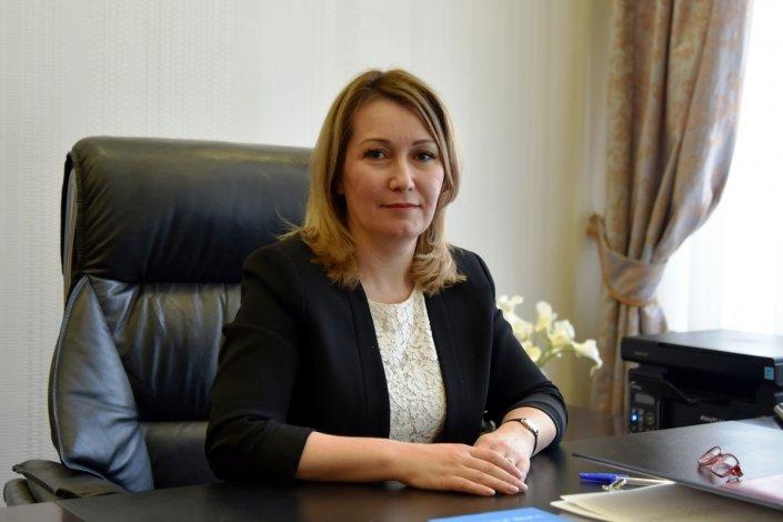 И.о. главы администрации Астрахани стала Эльвира Мурадханова