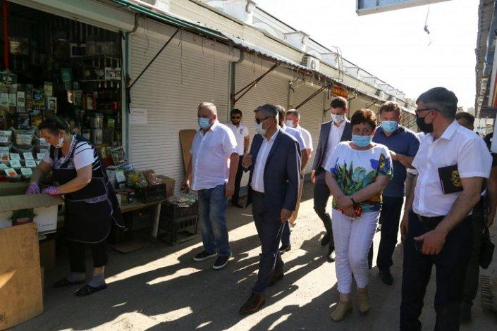 Крупнейший рынок Астрахани ждут перемены