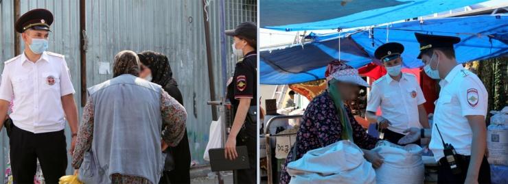 Астраханские власти гоняют на Больших Исадах торговцев семечками, не замечая серьезных нарушений