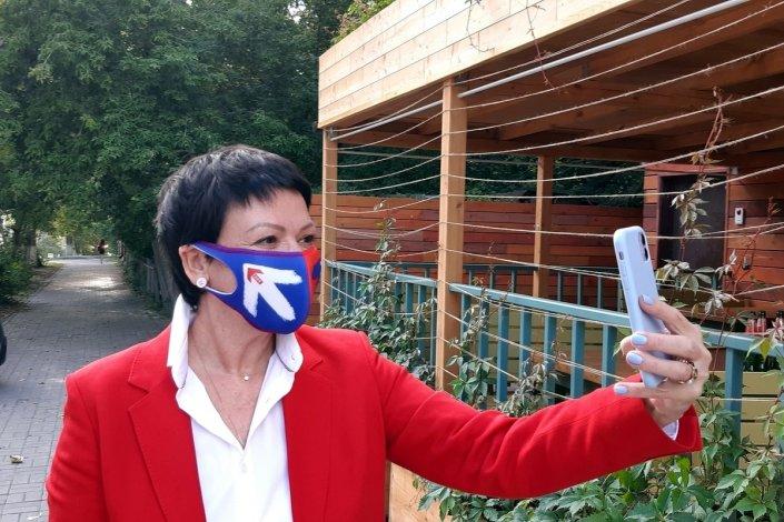 Экс-гендиректор астраханского телеканала пошла в политику