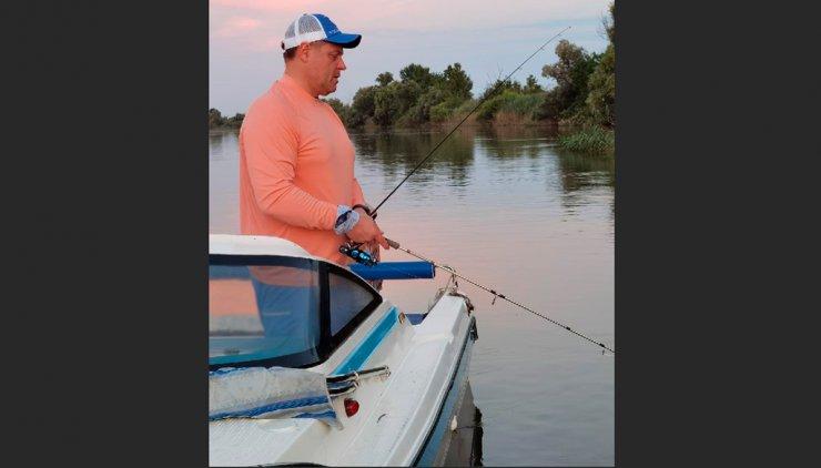 Губернатор Игорь Бабушкин поздравил астраханцев с Днём рыбака