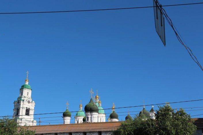 Стартует фотоконкурс «Астрахань из твоего окна»