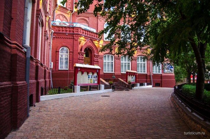 Астраханский музей-заповедник вновь принимает посетителей