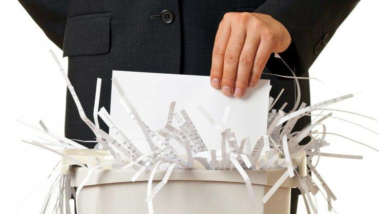 В Астрахани уничтожат связанные с выборами губернатора документы