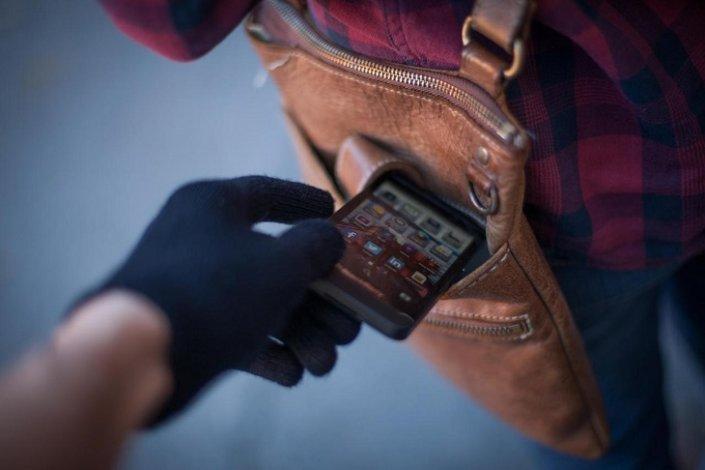 Криминальная хроника украденных смартфонов в Астраханской области