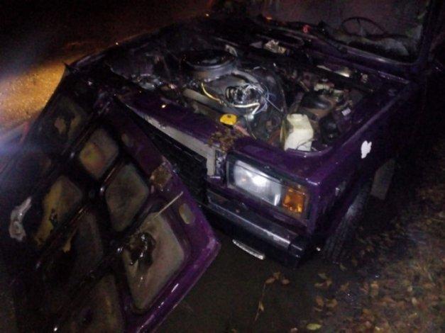 В Ахтубинском районе сгорели квартира и машина