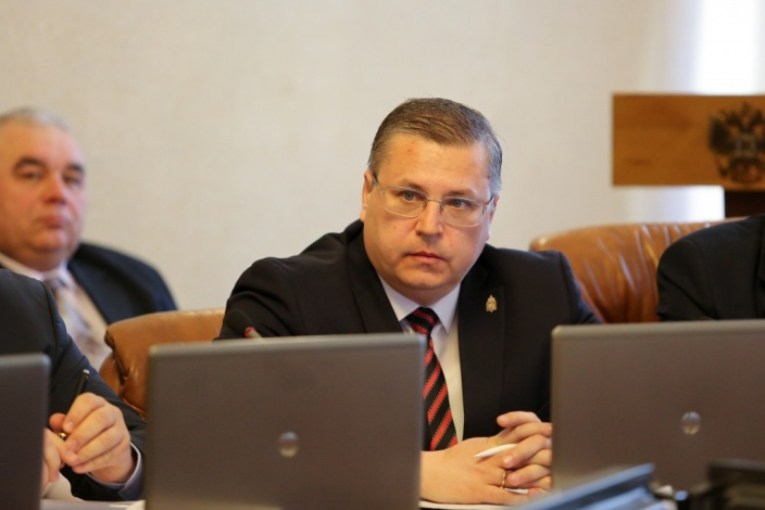 Министр астраханской промышленности предложил проект на 500 миллионов рублей