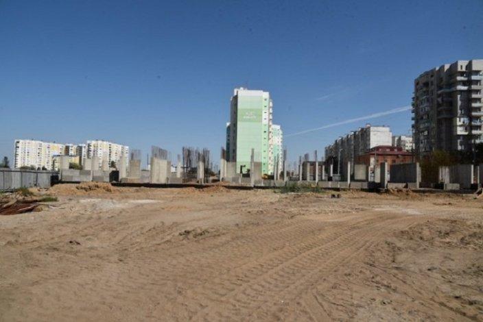 В северном микрорайоне Астрахани появится дом для переселенцев