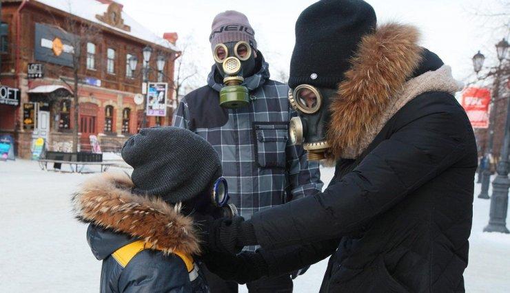 Астраханцам рассказали, что делать при выбросе газа