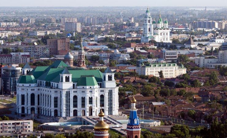 Стала известна погода на выборах в Астрахани