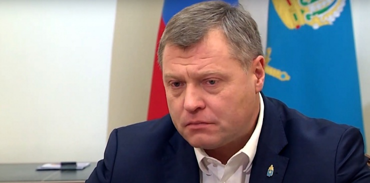 Губернатор Астраханской области сменил главу облминстроя