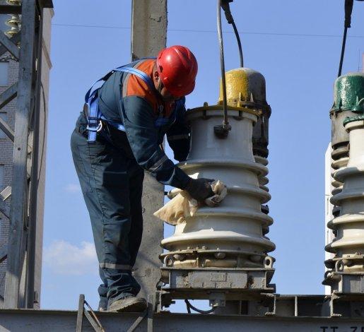 Улучшилась надежность электроснабжения в нескольких селах Астраханской области