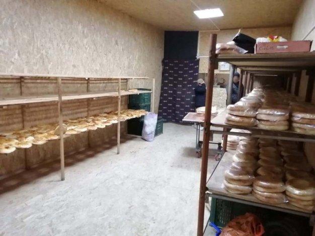 В Астрахани на Больших Исадах закрыли подпольную пекарню