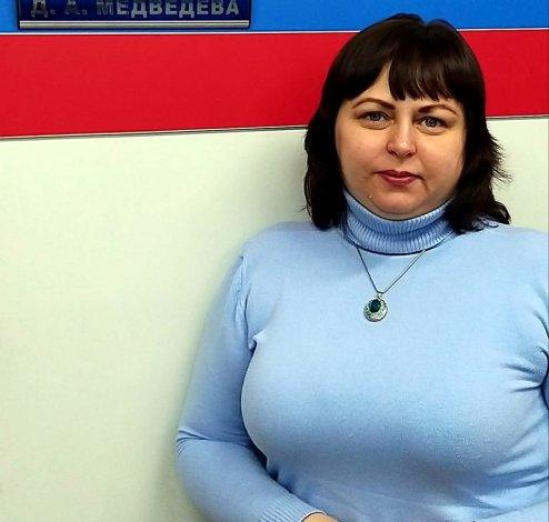 Галина СПРАВЕДЛИВАЯ: О гимназии №4