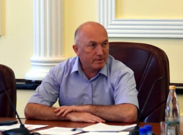 Замминистра строительства области Агабекова «попросили»