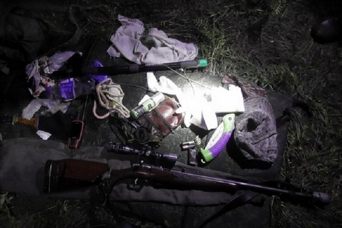 В Астраханской области задержан браконьер из Подмосковья