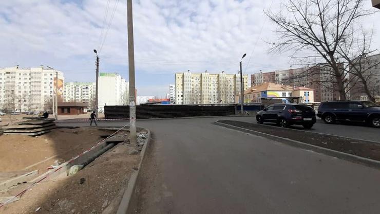 Найдено объяснение раскопанным трубам отопления в микрорайоне Бабаевского