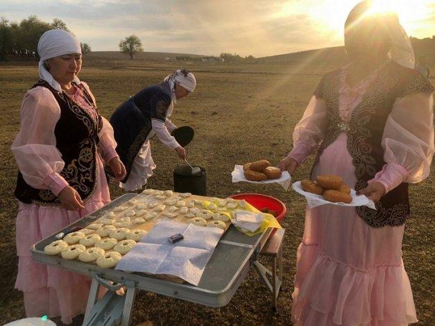 Этнотуры в астраханскую степь привлекли столичных туристов