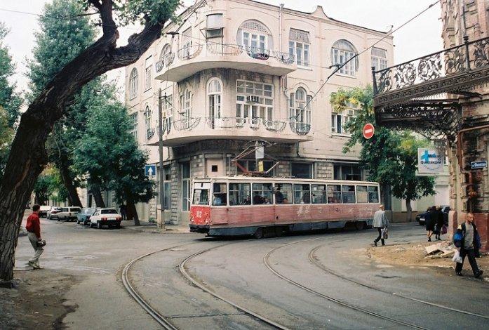 Астраханский трамвай можно увидеть в музее