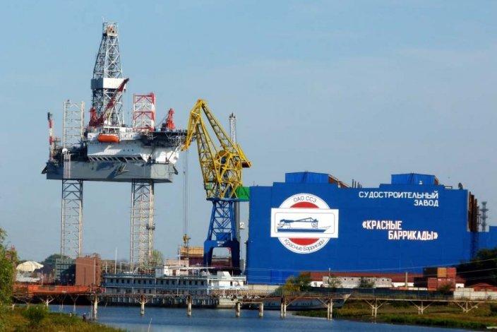 Астраханский завод «Красные Баррикады» заработал