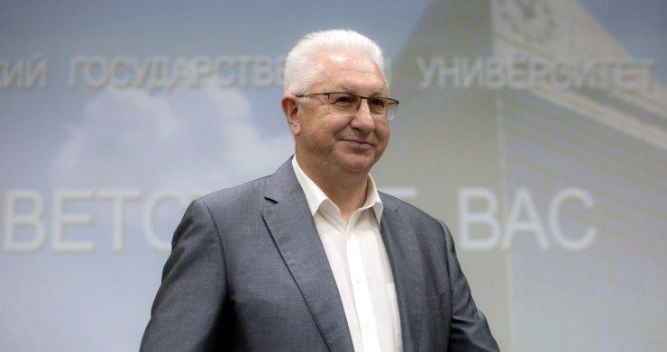 Ректор АГУ Маркелов рассказал о занятии на карантине
