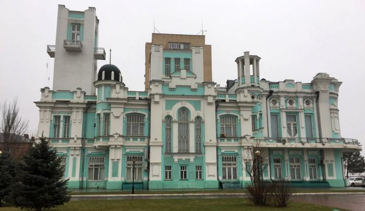 В Астрахани установят мемориальную доску известному архитектору