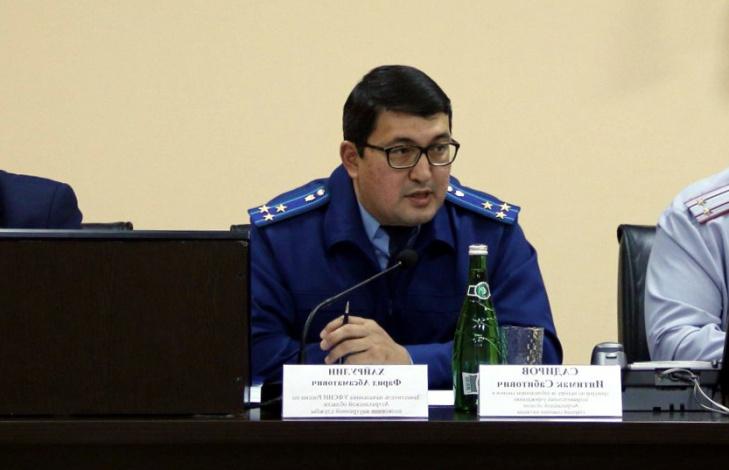 Бывшего астраханского прокурора Садирова отправили в колонию