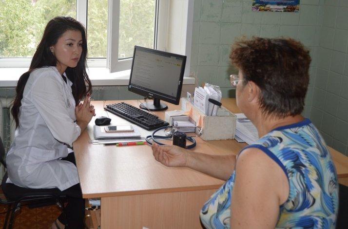 В городской поликлинике № 8 имени Н.И. Пирогова работает гериатрический кабинет