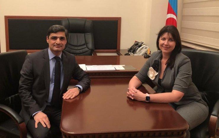 Астрахань и Баку развивают культурное сотрудничество
