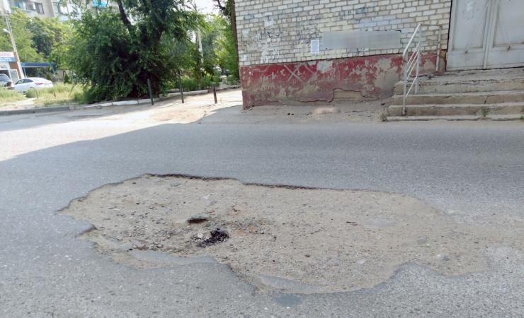 Разруха в головах или О ситуации на улице Татищева в Астрахани