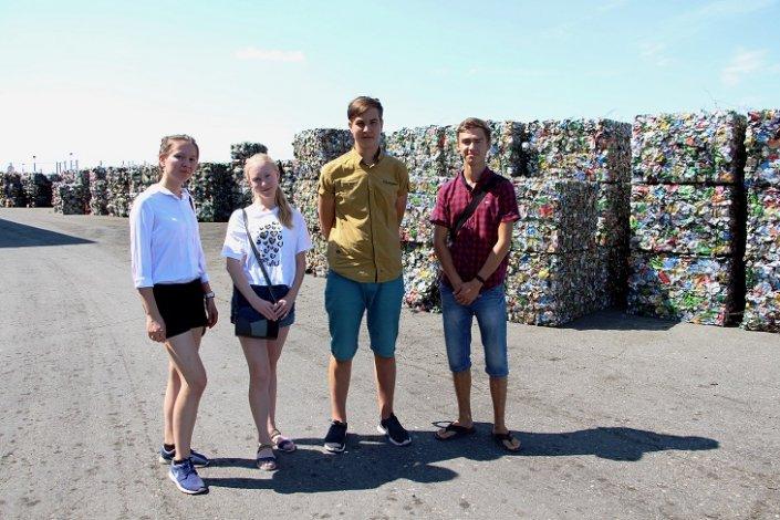 Астраханские школьники смогут трудоустроиться на лето в «ЭкоЦентр»