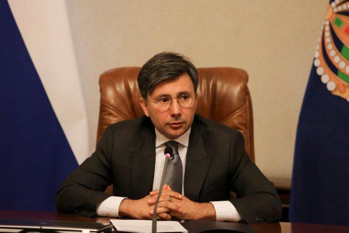 Астраханское правительство перетряхнули