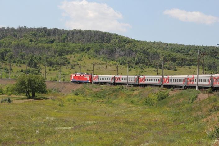 Беспересадочные вагоны начнут курсировать между Астраханью и Новороссийском с 27 июля