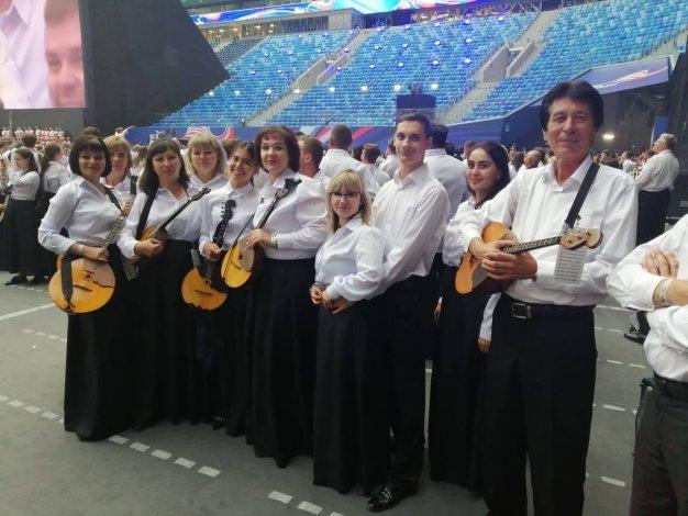 Астраханский оркестр попал в Книгу рекордов Гиннесса
