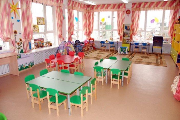 Дошкольные учреждения Астрахани работают в свободном режиме