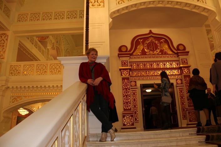 Астраханские театры отмечают профессиональный праздник вместе со зрителями