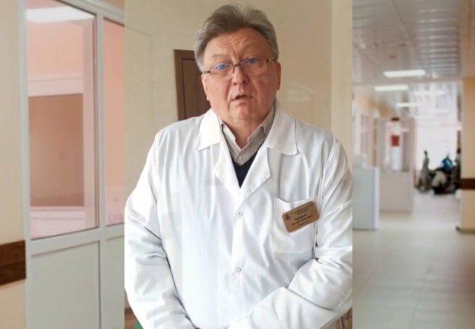 Астраханский главврач поделился прогнозом по коронавирусу