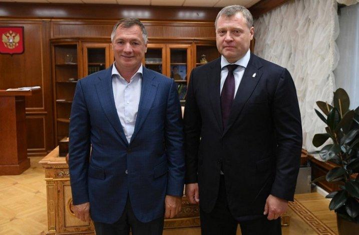 Федеральный центр готов поддержать бюджет Астраханской области