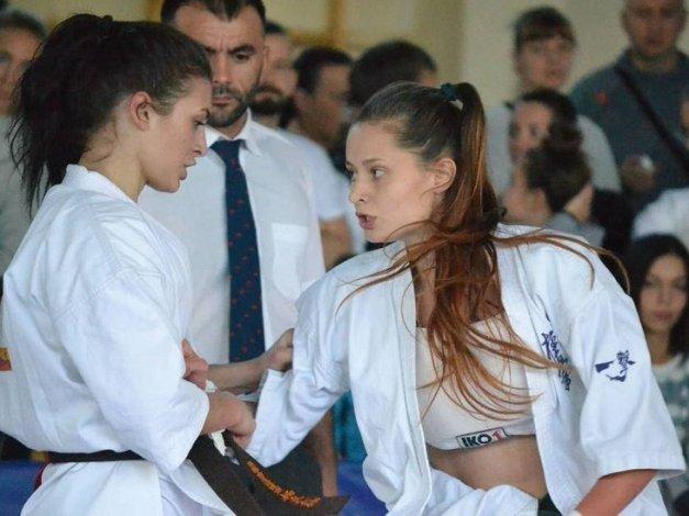 Астраханские каратисты стали третьими в ЮФО