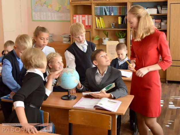 Астраханских учителей поощрят за классное руководство