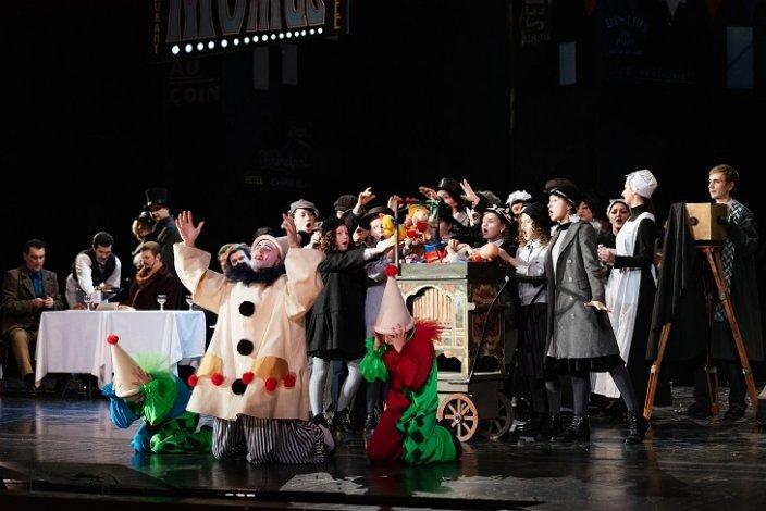 «Богема» украсила афишу Астраханского театра оперы и балета