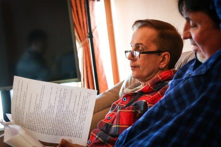 Александр Огарёв готовит астраханцам новогодний сюрприз