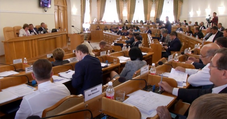 В Астрахани отменят пониженные ставки налога на имущество организаций