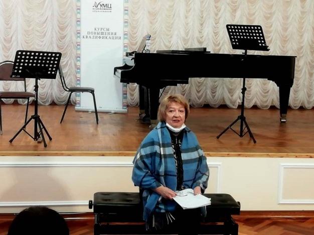 Астраханские концертмейстеры подтвердили свою квалификацию