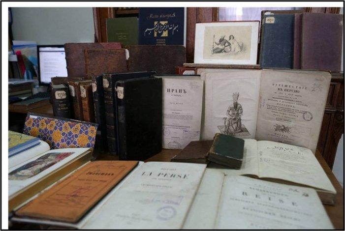 Астраханская областная библиотека отмечает День мецената
