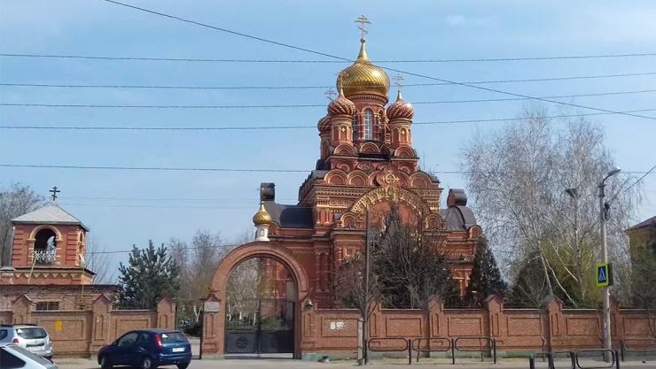 Стало известно расписание рождественских служб в храмах Астрахани