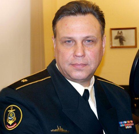 Командующий Каспийской флотилии – о предстоящем Дне ВМФ