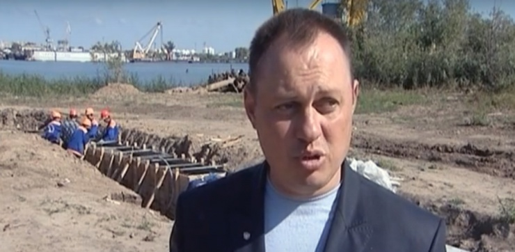 Экс-гендиректору «Астраханского Автомоста» Солопову грозит три года колонии