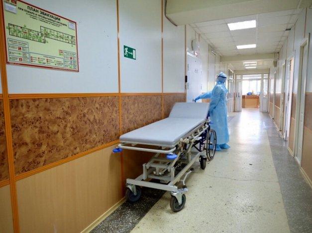 Из ковидного госпиталя выписалась 101-летняя астраханка