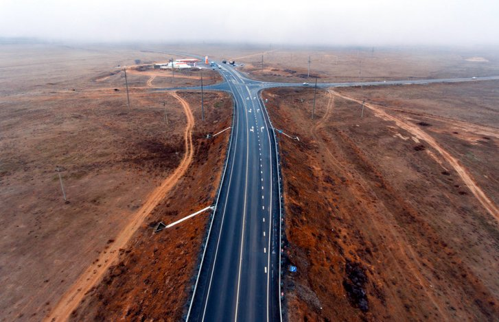 На ремонт участка автодороги в Астраханской области потратят 476 млн рублей